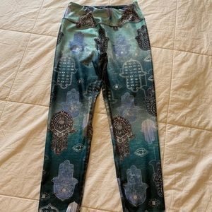 Pants - Evolution and creation  Yoga pants